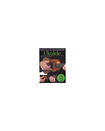 Absolute Beginners ukulele tutor