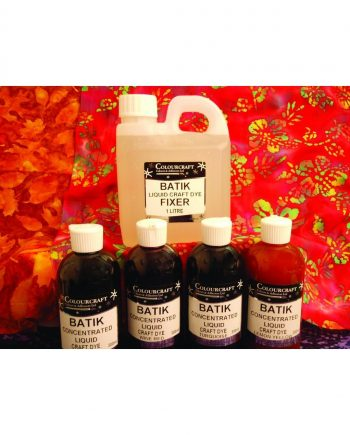 Liquid Batik Dye