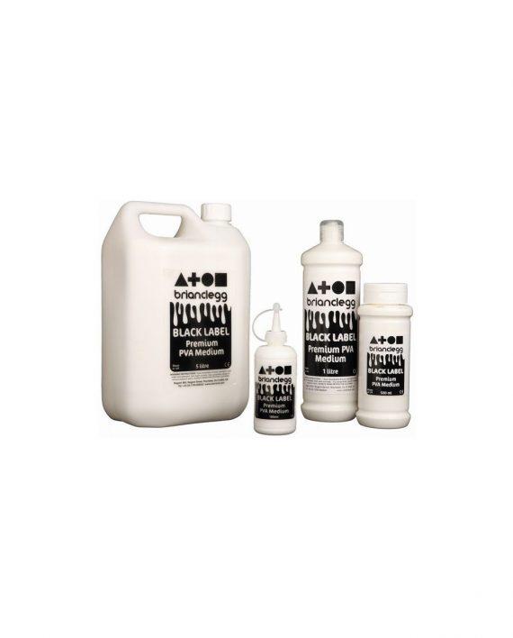 Black Label Premium Pva Medium Glue
