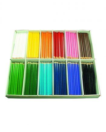 Economy Coloured Pencils