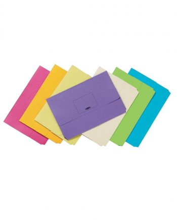Bright Document Wallets