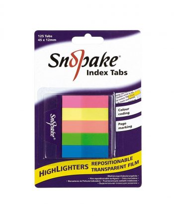 Index Tabs Highlighters