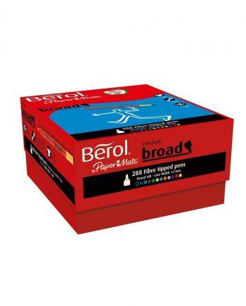 Berol Colourbroad Pens