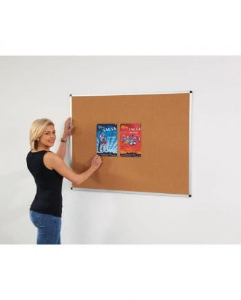 Aluminium Framed Pinnable Noticeboards