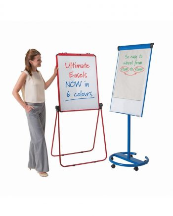 Write-on® Revolving Mobile Whiteboards