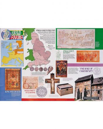 Anglo-saxons Poster