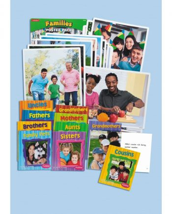 Families Books Pack
