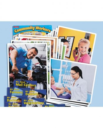 Community Workers - Book Set