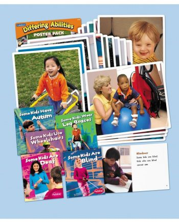 Differing Abilities Posters Pack
