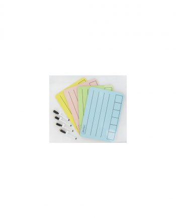 A4 Colourwipe Phonics Lapboards