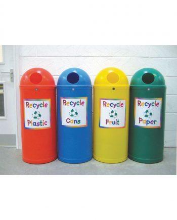 Classic Recycling Bin