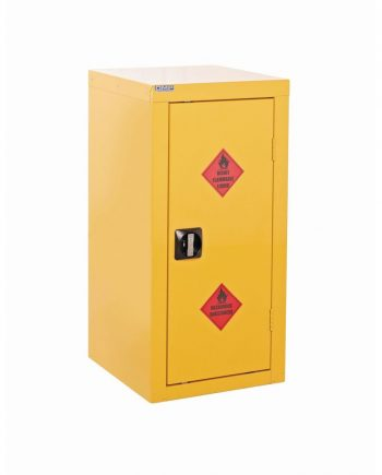 Hazardous 1 Shelf Cupboard