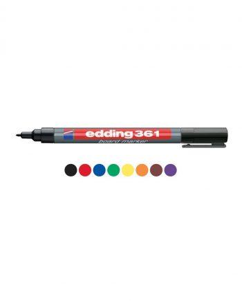 Edding 361 Whiteboard Markers