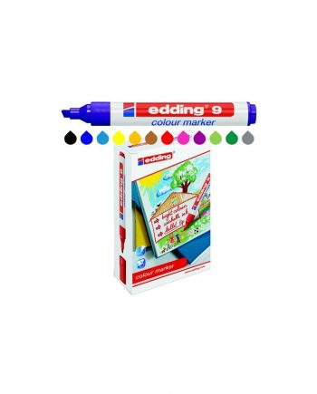 Edding 9 Colour Marker