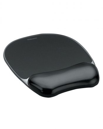 Crystals™ Gel Mouse Pad/Wrist Support