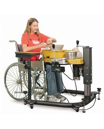 Brent Rehabilitation Wheel