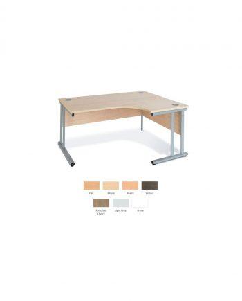 Cantilever Corner Desks