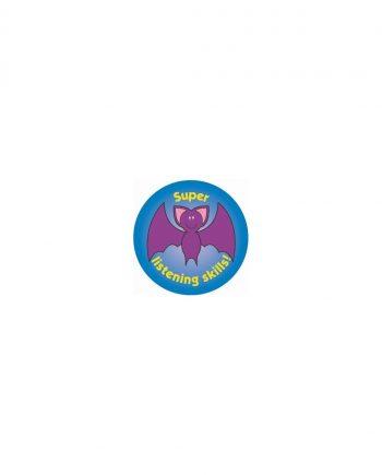 Sparkly Reward Stickers 24mm