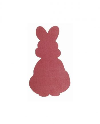 Rabbit Shaped Noticeboard