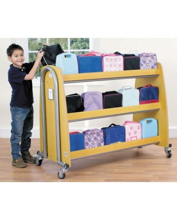 Tuf2 Single Lunch Box Trolley