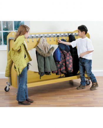 Tuf 2 Classroom Cloakroom Trolley