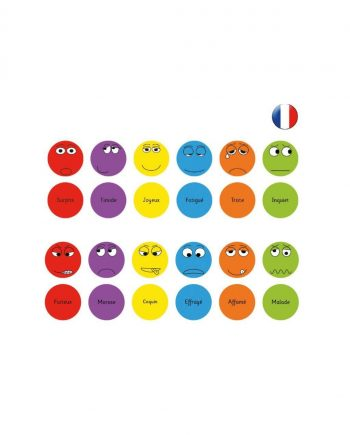 French Emotions cushions