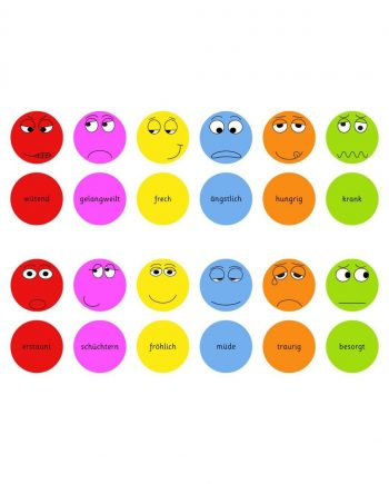 German Emotions cushions