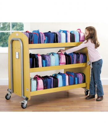 Tuf 2 Double Lunch Box Trolley
