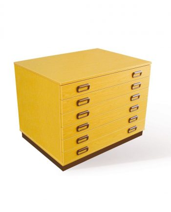 6 Drawer Plan Chest