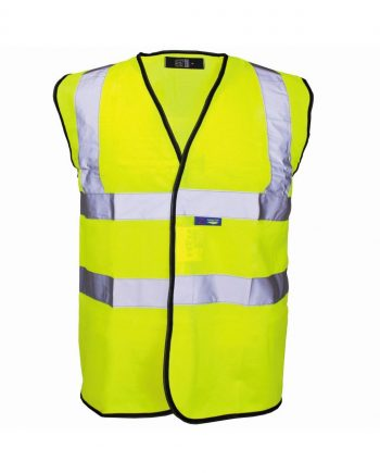 Adult's high visibility vest