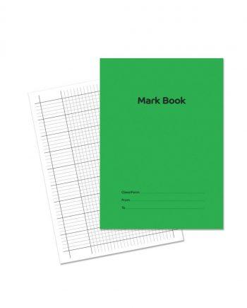 A4 Mark Book