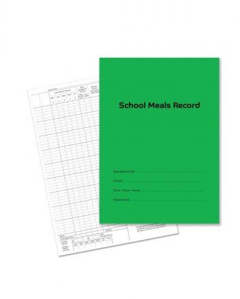 School Meals Register