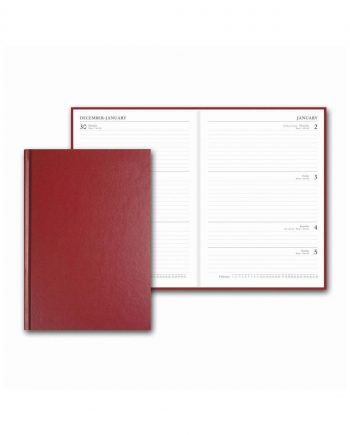 A4 Week to View Academic Diary