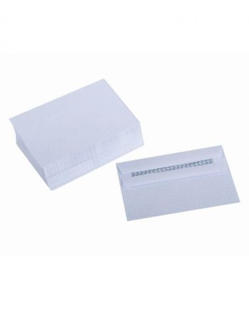 Self Seal Envelopes, white