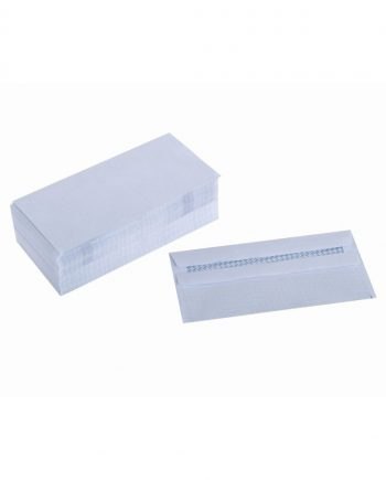 Dl Self Seal Envelopes non window
