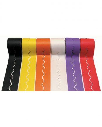 Bulletin Border Assorted Warm Colours