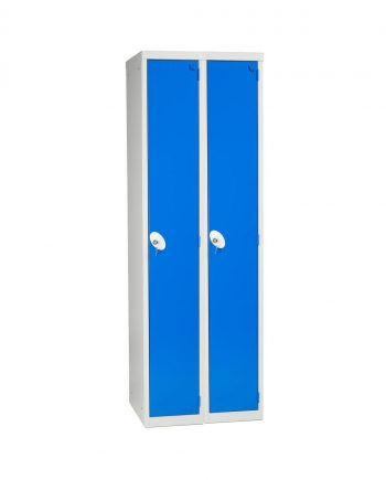 1 Tier 2 Nest Half Size Lockers