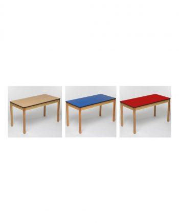 Tuf Class Rectangular table