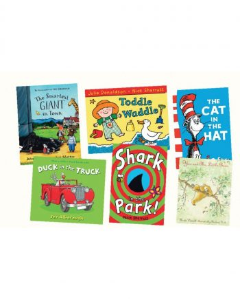 Books for Phonics Pack 1