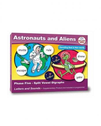 Astronauts and Aliens Split Vowel Digraphs