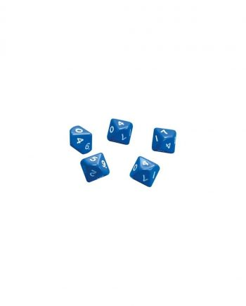 10-sided Number Dice
