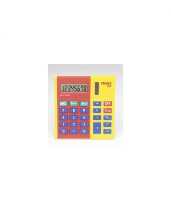 Texet 8 Digit Dual Power Desktop Calculator B-82
