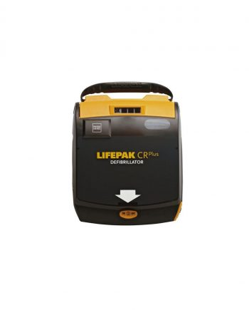Lifepak cr plus aed fully automatic defibrillator