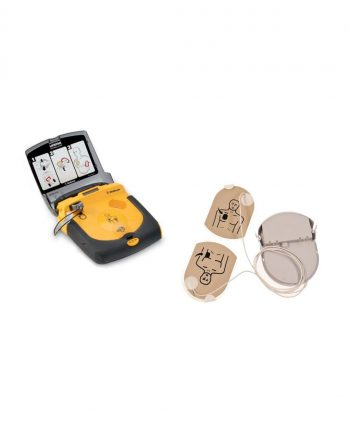 Defibrillator pads + charge pack