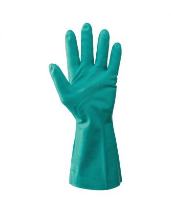 Nitrile household gloves