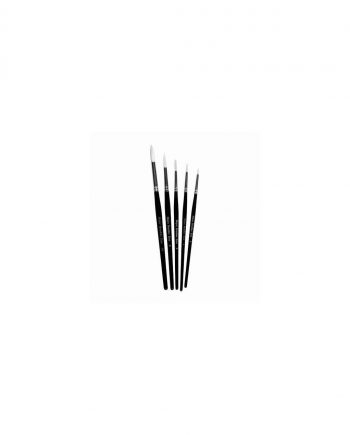 Pointed Synthetic Sable Brushes