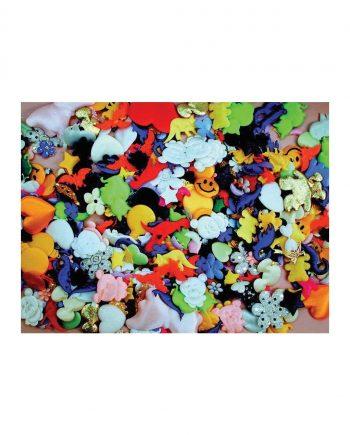 Fabric Puffs