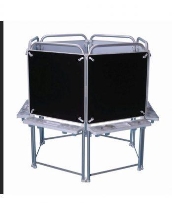 6 sided easel frame