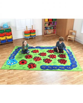 Back to nature chloe caterpillar numeracy and literacy carpet