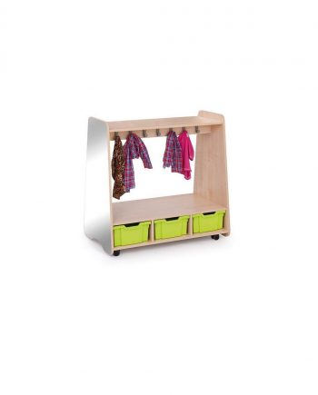 Mobile Double Sided Dress-Up Unit
